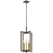Cullen Collection Cullen 5 Light Large Foyer Pendant in OZ