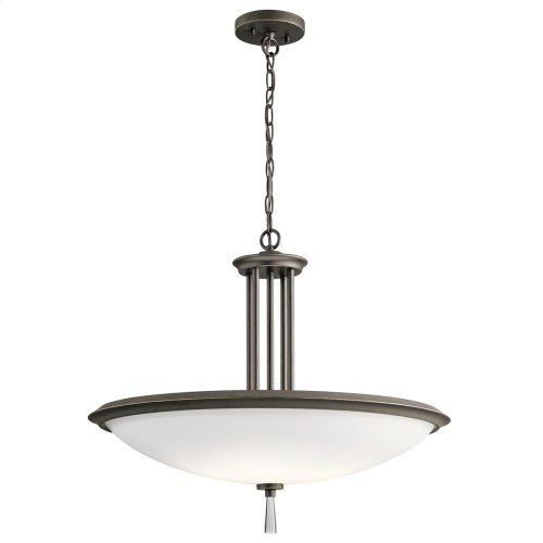 Dreyfus Collection Dreyfus 4 Light Pendant OZ