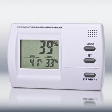 External Humidity Sensor With Alarm