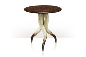 The Longhorn Side Table
