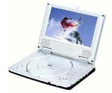 "7"" TFT Portable MPEG4 DVD Player"