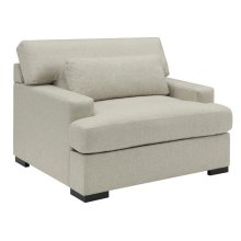 Becca Transitional Beige Chair