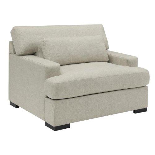 Becca Transitional Beige Chair