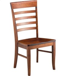 Burbank Side Chair - Wood Seat