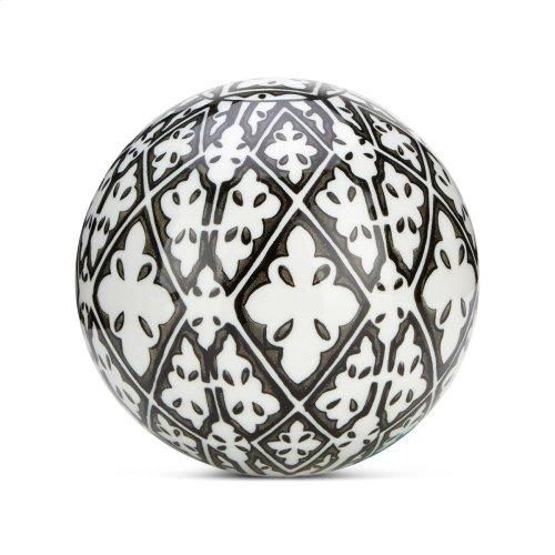 Gertrude Deco Balls - Ast 4