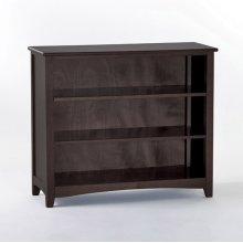 Short Bookcase (Chocolate)