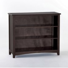 Short Bookcase (Chocolate)