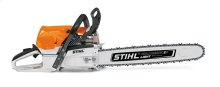 Lightweight, professional chainsaw featuring the STIHL M-Tronic™ engine management system