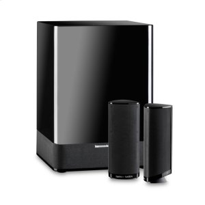 Harman KardonHKTS 2 MkII 2.1 channel home theater system with 200W subwoofer