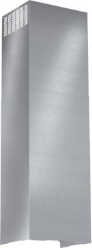 Box Canopy Chimney Hood Duct Extension Accessory Kit 500 Series - Stainless Steel Product Image