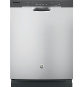 SAVE- BRAND NEW- CANCELLED ORDER - FULL WARRANTY - GE® Dishwasher with Front Controls