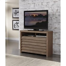 Mirabelle - Media Chest - Ecru Finish