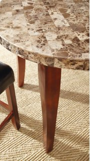 "Montibello Counter Table 40""x40"", (36""H) Product Image"