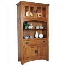 Gallatin Classic China Cabinet