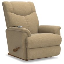 Hunter Reclina-Rocker® Recliner w/ Two-Motor Massage & Heat