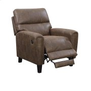 Dover - Push Back Chair W/usb Brown Product Image