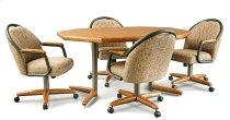 Chair Base: Narrow (medium & bronze) Product Image