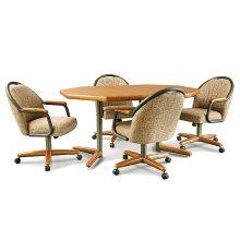 Chair Base: Narrow (medium & bronze)