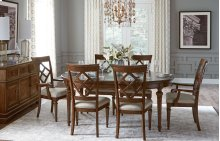 Latham Round Dining Table