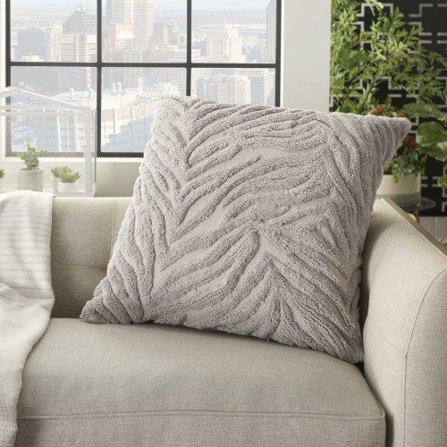 Life Styles Gt746 Khaki 2' X 2' Throw Pillows