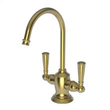 Satin Gold - PVD Hot & Cold Water Dispenser