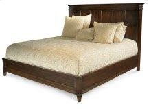 Newbury Street Panel Bed