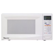 1.1 cu.ft./ Microwave Oven/ 1000 W/ Turntable/ White