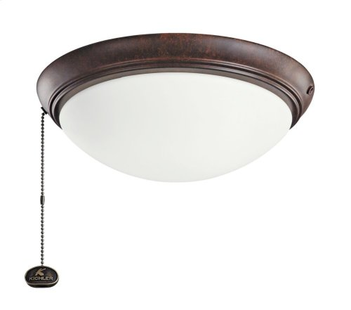 "LED Low-Profile 11.5"" Light Kit Tannery Bronze"