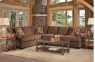 Easy Peasy Bronze Sectional Product Image