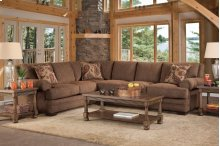 Easy Peasy Bronze Sectional