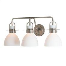 Castleton 3-Light Domed Sconce