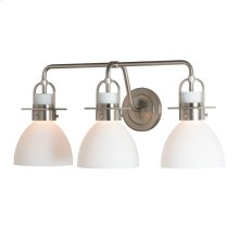 Castleton 3-Light Domed Sconce