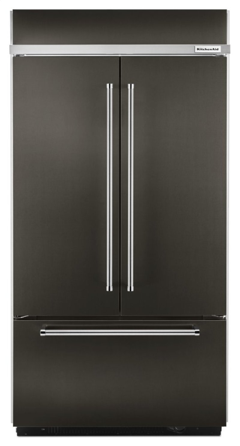 Kbfn506ebs In Black Stainless By Kitchenaid In Mason City Ia 208