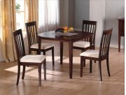 Ashland Wood Table 40sq Product Image