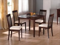 Ashland Wood Table 40sq Product Image