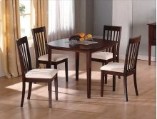 Ashland Wood Table 40sq