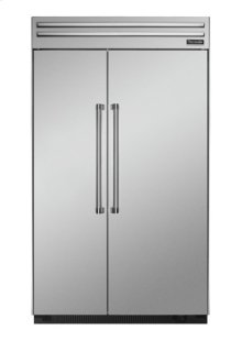 48 inch Built-In Side-by-Side T48BR820NS