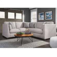 Right Arm Sofa w/Return