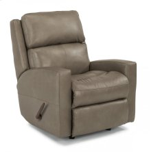 Catalina Leather Rocking Recliner