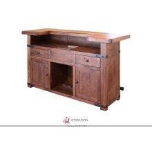 Wooden Bar Top - New Engineering