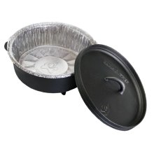 """10"""" Disposable Dutch Oven Liners"""