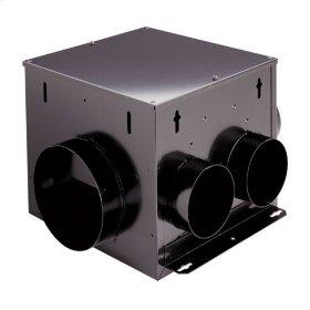 Multi-Port In-Line,Ventilator, 210 CFM