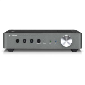 YamahaWXC-50 Dark Silver MusicCast Wireless Streaming Preamplifier