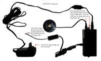 Lighting Kit for Modular Wall Units Product Image