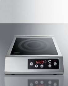 110v Induction Cooktop for Portable Commercial Use