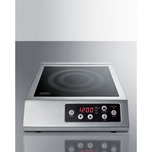 Summit110v Induction Cooktop for Portable Commercial Use