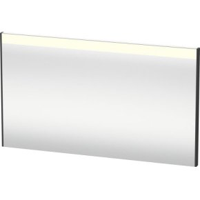 Mirror With Lighting, Graphite Matt (decor)
