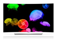 """Curved OLED 4K Smart TV - 65"""" Class (64.5"""" Diag)"""