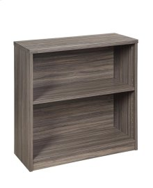Lodi Bookcase 2-shelf, 30wx12dx29h