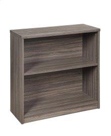 Lodi Bookcase 2-shelf, 30wx12dx29h